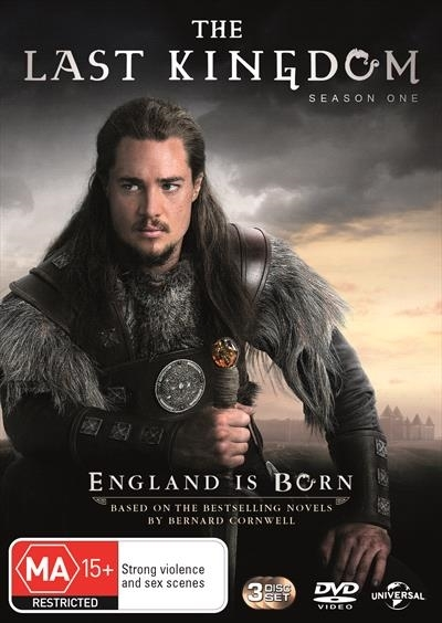 The Last Kingdom - Season One on DVD
