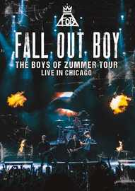 The Boys Of Zummer Tour: Live In Chicago on DVD
