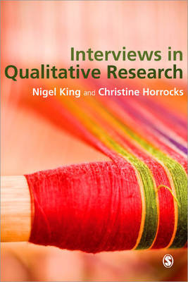 Interviews in Qualitative Research by Nigel King image