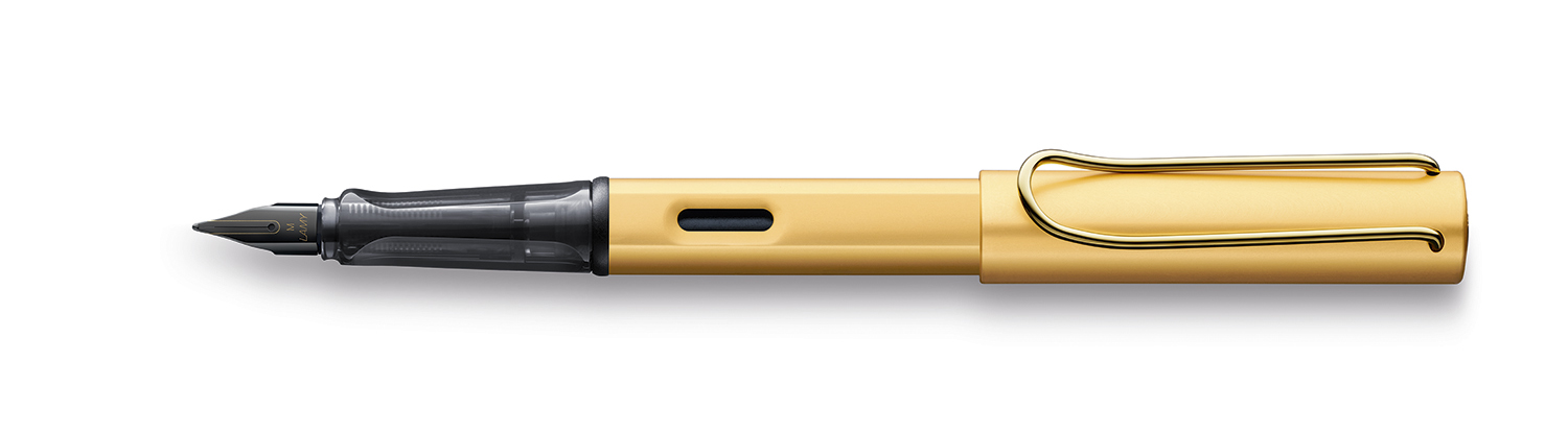 Lamy Lx Fountain Pen - Gold image