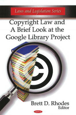 Copyright Law & a Brief Look at the Google Library Project image
