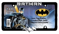 DC Comics: Batman - Metal License Plate Frame
