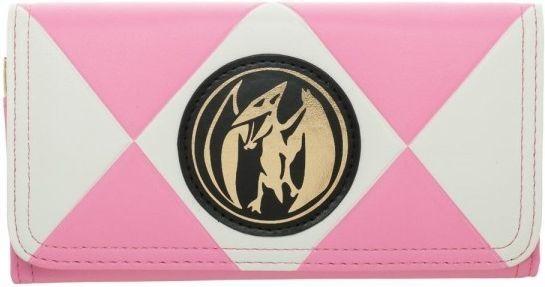 Power Rangers: Pink Ranger - Flap Wallet