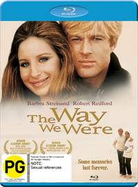 The Way We Were on Blu-ray