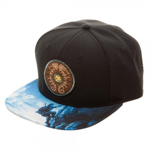4070c00c Legend of Zelda: Breath of the Wild Shield - Snapback Hat | Men's ...