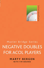 Negative Doubles for Acol Players by Marty Bergen