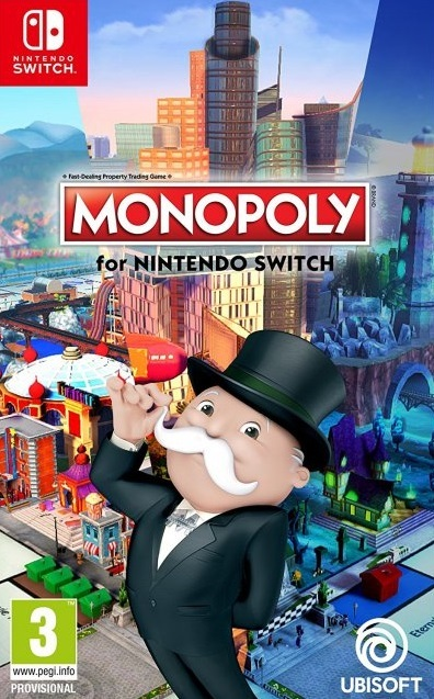 Monopoly for Switch