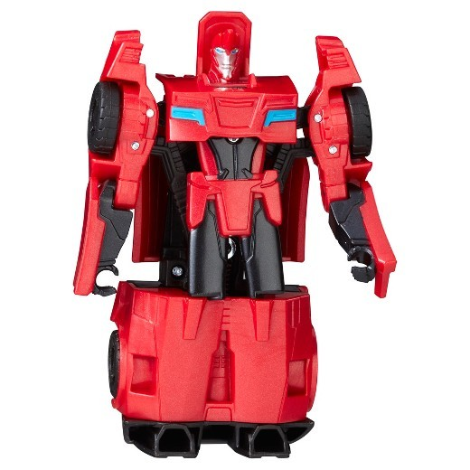 Transformers Combiner Force - One Step Changer - Sideswipe image