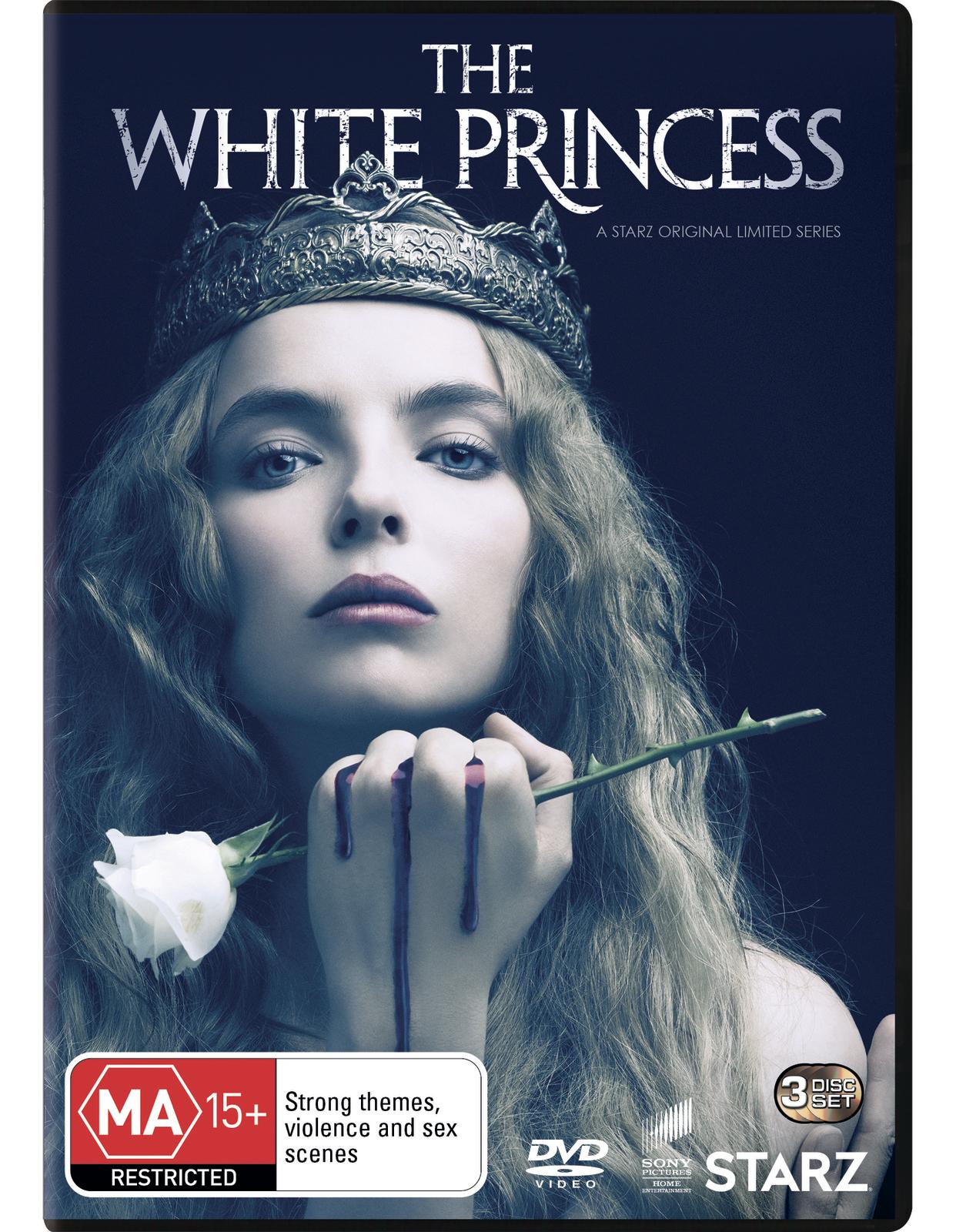 The White Princess on DVD image