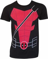 Marvel: Deadpool Suit Up - HD T-Shirt (Medium)