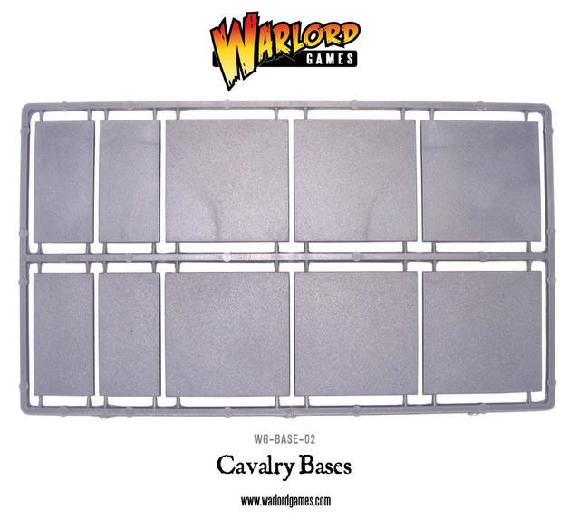 Cavalry Bases sprue