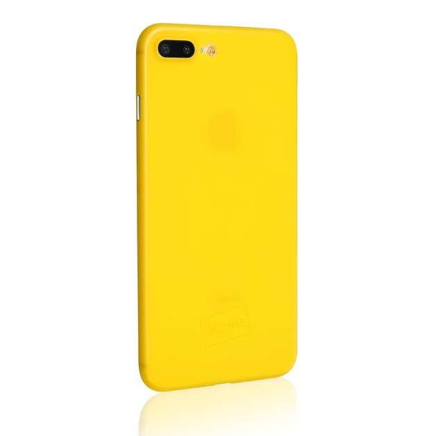 Go Original iPhone 8 Plus Slim Case- Yellow Submarine