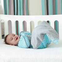 Swaddle UP Warm - Turquoise (Small)