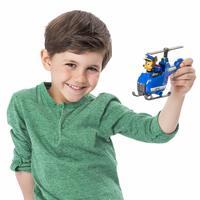Paw Patrol: Mini Vehicles - (Chase's Mini Helicopter) image