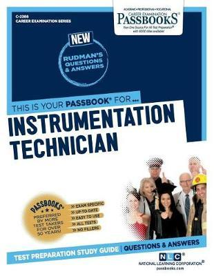 Instrumentation Technician by National Learning Corporation image
