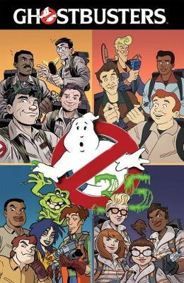 Ghostbusters 35th Anniversary Collection by Erik Burnham image