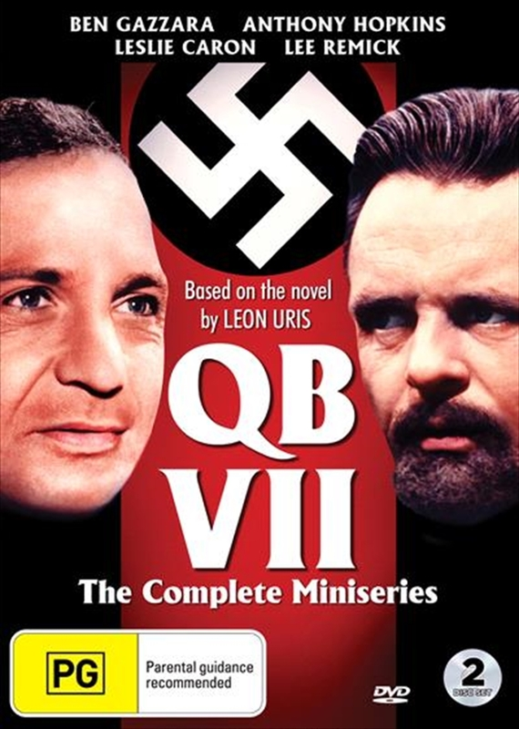 QB VII on DVD