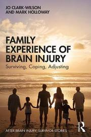 Family Experience of Brain Injury by Jo Clark-Wilson