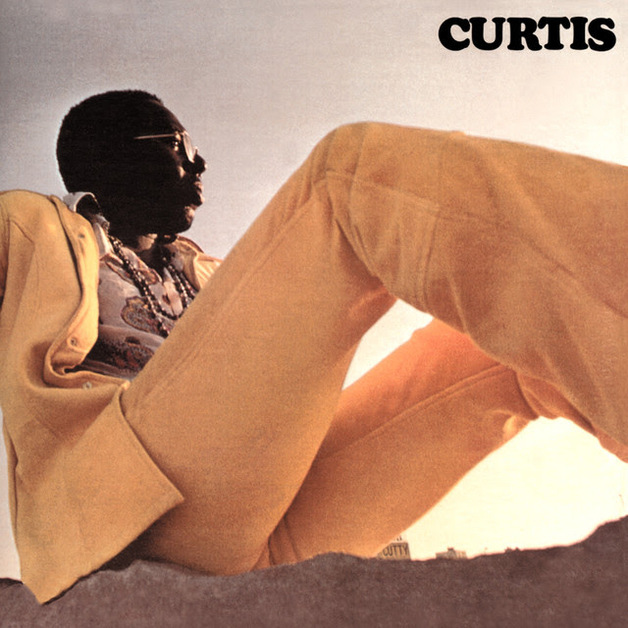 Curtis (Limited Edition) by Curtis Mayfield