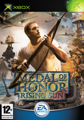 Medal of Honor: Rising Sun for Xbox