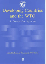 Developing Countries and the WTO image