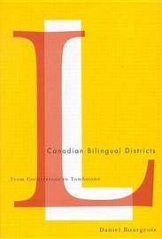 Canadian Bilingual Districts by Daniel Bourgeois image