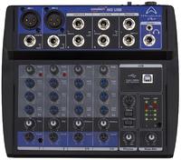 Wharfedale 2 XLR 2 Stereo Ch Mini Mixer with USB