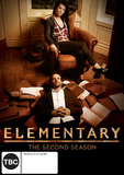 Elementary - The Complete Second Season DVD