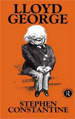 Lloyd George by Stephen Constantine