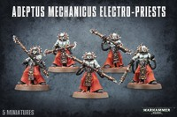 Warhammer 40,000 Adeptus Mechanicus Electro-Priests