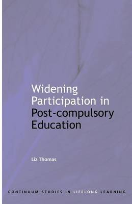 Widening Participation in Post-compulsory Education by Liz Thomas image