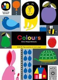 Colours by Aino-Maija Metsola