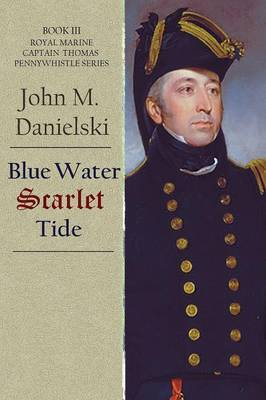 Blue Water Scarlet Tide by John Danielski