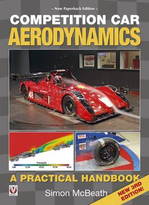 Competition Car Aerodynamics by Simon McBeath image