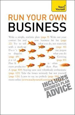Run Your Own Business: Teach Yourself by Kevin Duncan image