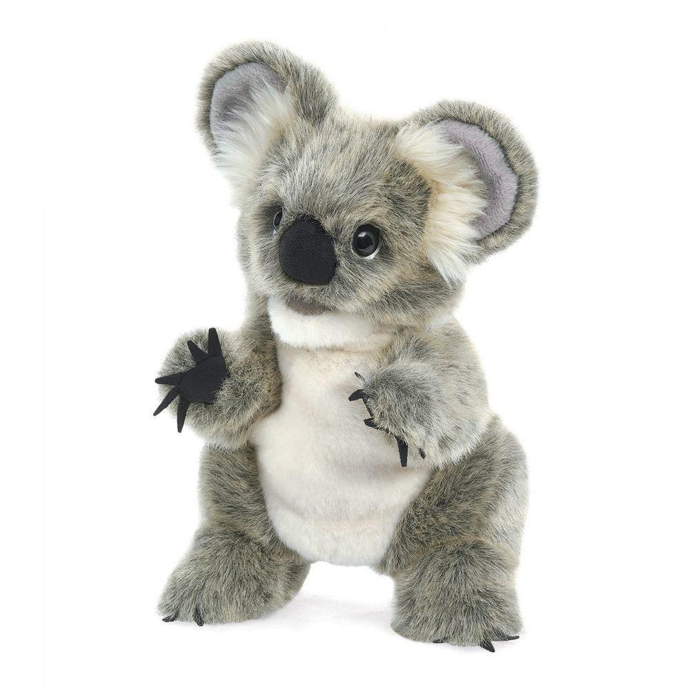 Folkmanis Hand Puppet - Koala Baby image