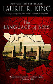 The Language of Bees by Laurie R King image