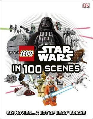LEGO (R) Star Wars in 100 Scenes by DK