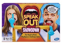Speak Out Showdown - The Mouthpiece Challenge Game