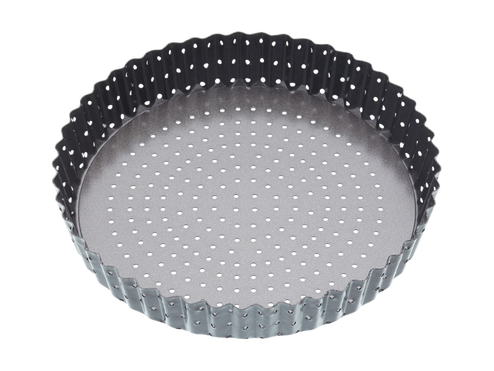 MasterClass: Crusty Bake Loose Base Round Flan/Quiche Pan (23cm) image