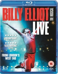Billy Elliot the Musical Live on Blu-ray
