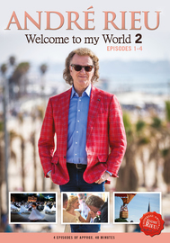 Welcome To My World 2 – Vol 1 Episodes 1-4 on DVD