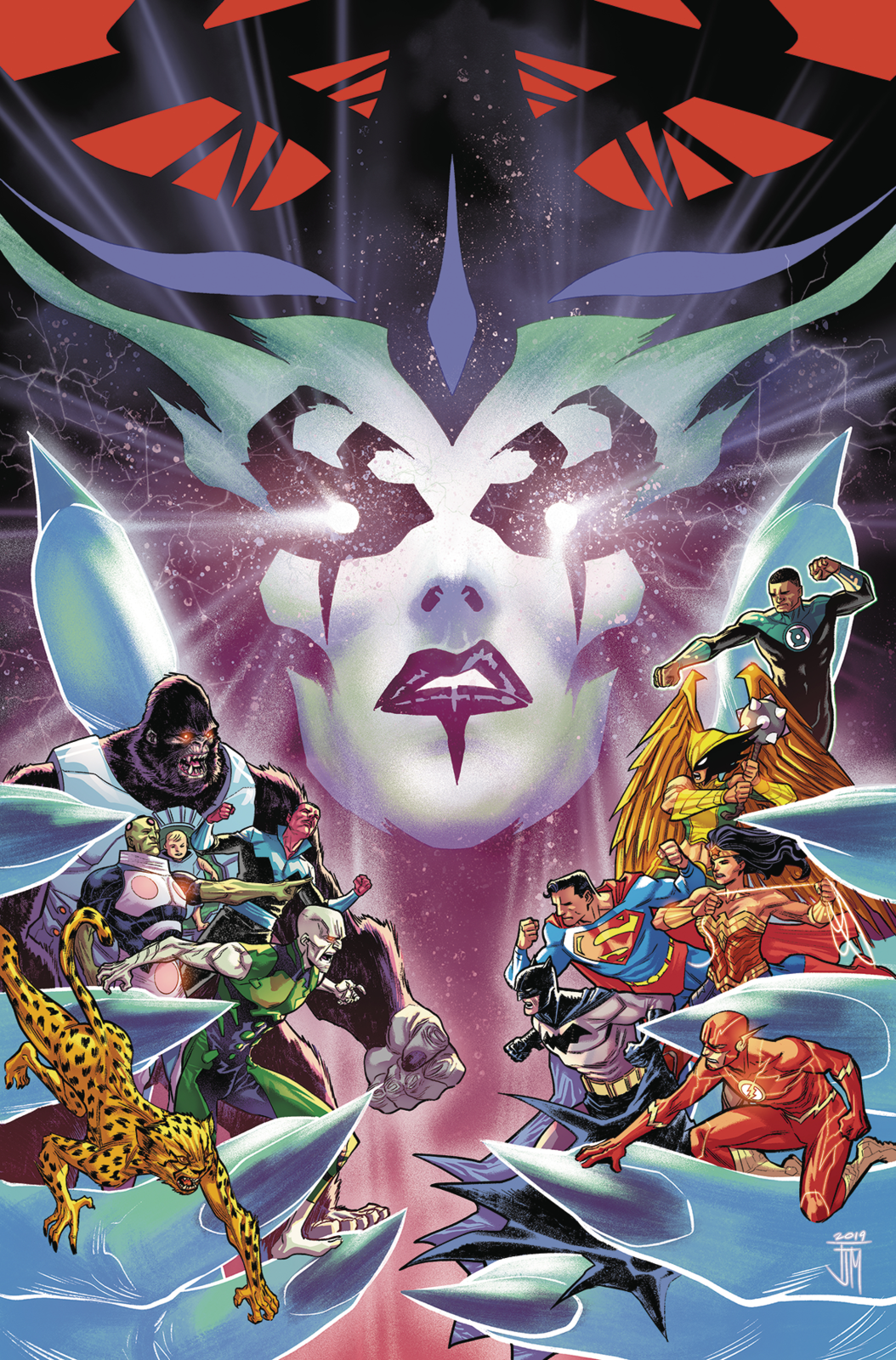 Justice League - #36 (Cover A) by Scott Snyder image