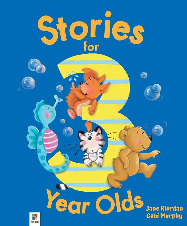 Stories for 3 Year Olds (Bookoli)
