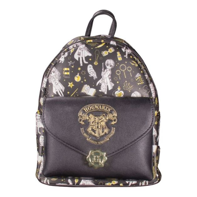 Loungefly: Harry Potter - Magical Elements Mini Backpack