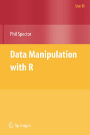 Data Manipulation with R by Phil Spector image