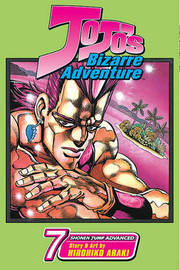 Jojo's Bizarre Adventure: Part 3--Stardust Crusaders, Vol. 7 by Hirohiko Araki