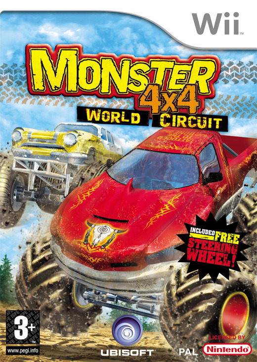 Monster 4X4: World Circuit for Nintendo Wii