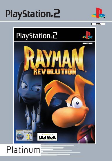 Rayman Revolution for PlayStation 2