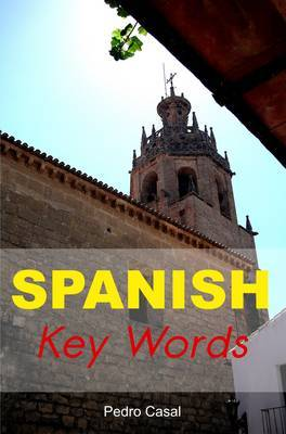 Spanish Key Words by Pedro Casal image
